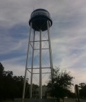 southport north carolina water tower